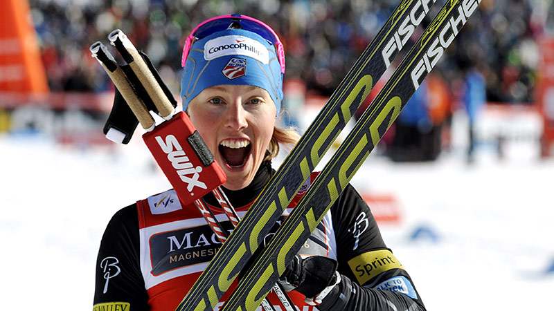 Kikkan Randall, Cross-Country Skiing | @kikkanimal