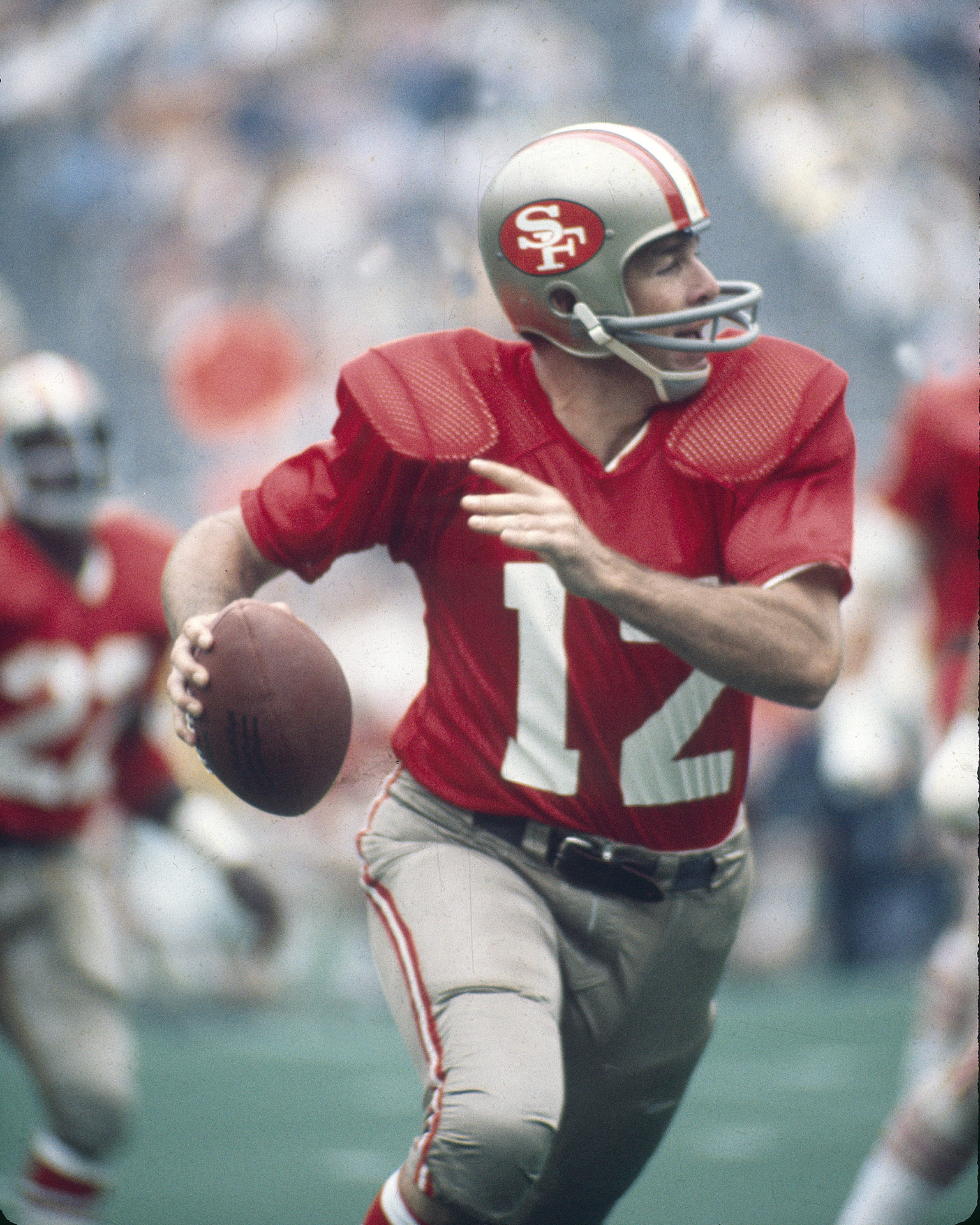 John Brodie Best Quarterbacks To Never Start A Super