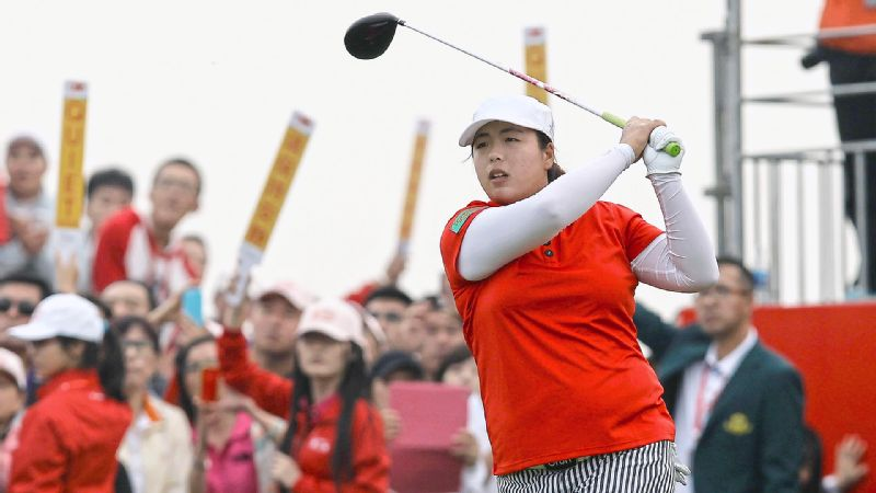 It was a dream come true for Shanshan Feng when the LPGA charted new territory with a tournament in her native China in October. Even more glorious, Feng thrilled the packed galleries by winning.