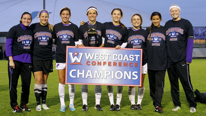 Portland finished the regular season as co-champions of the WCC and opens NCAA play Saturday against Seattle.