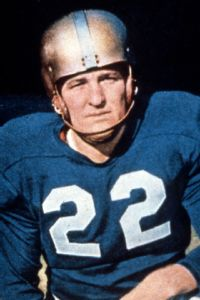 As legend goes, former Lions QB Bobby Layne cursed the franchise shortly after being traded away, vowing it wouldn't win a championship for 50 years.