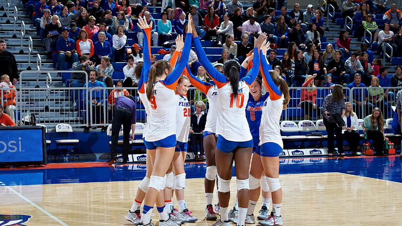 The Gators played their last match of the regular season Wednesday and now wait to begin their postseason journey.
