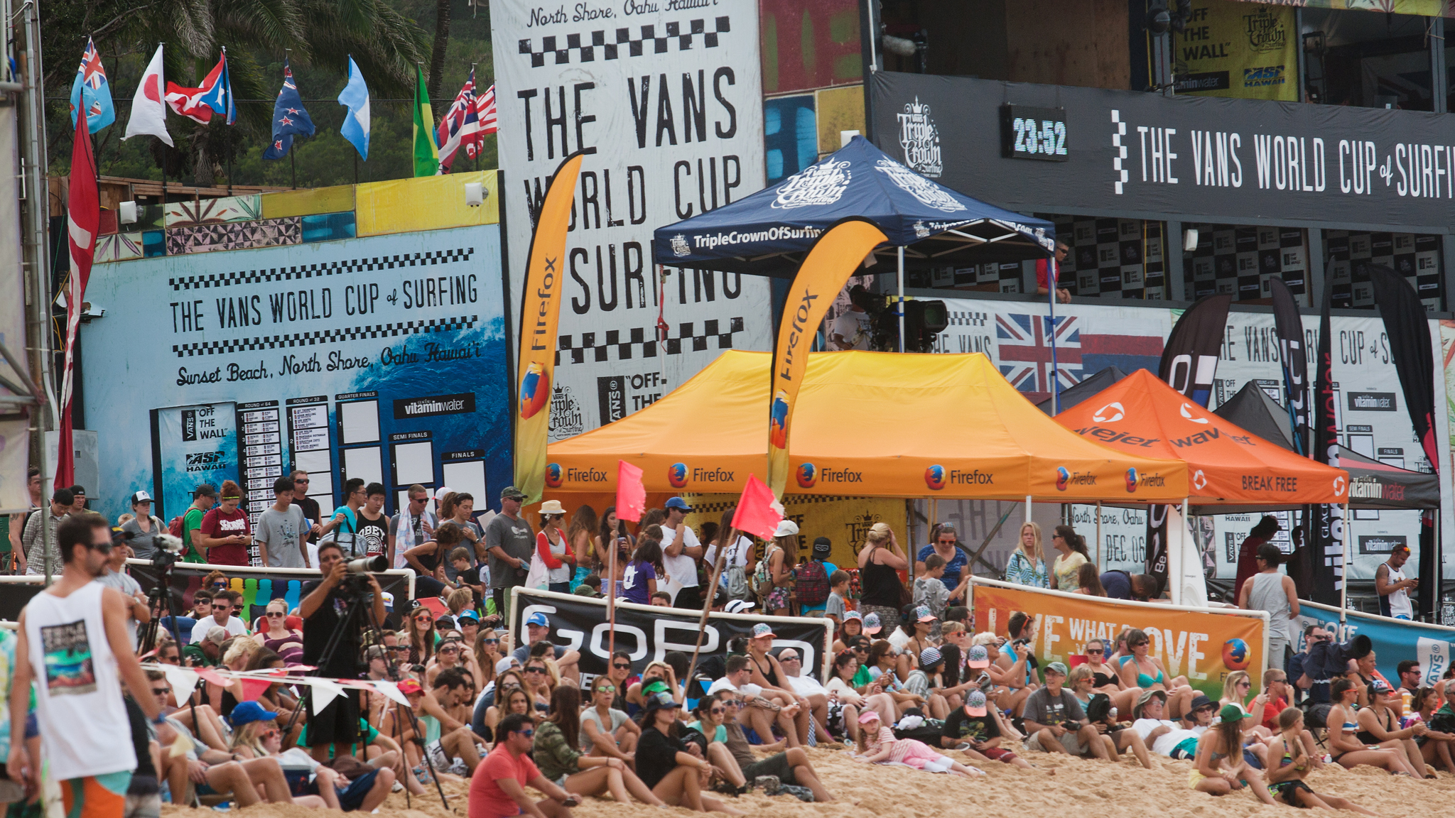 The Vans World Cup of Surfing
