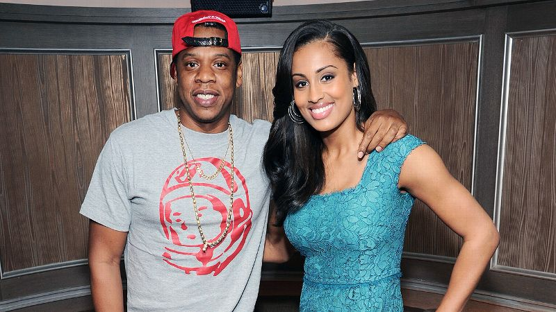 Jay-Z, posing with Skylar Diggins in May, has 44 candles -- not 99 problems -- on his to-do list today.