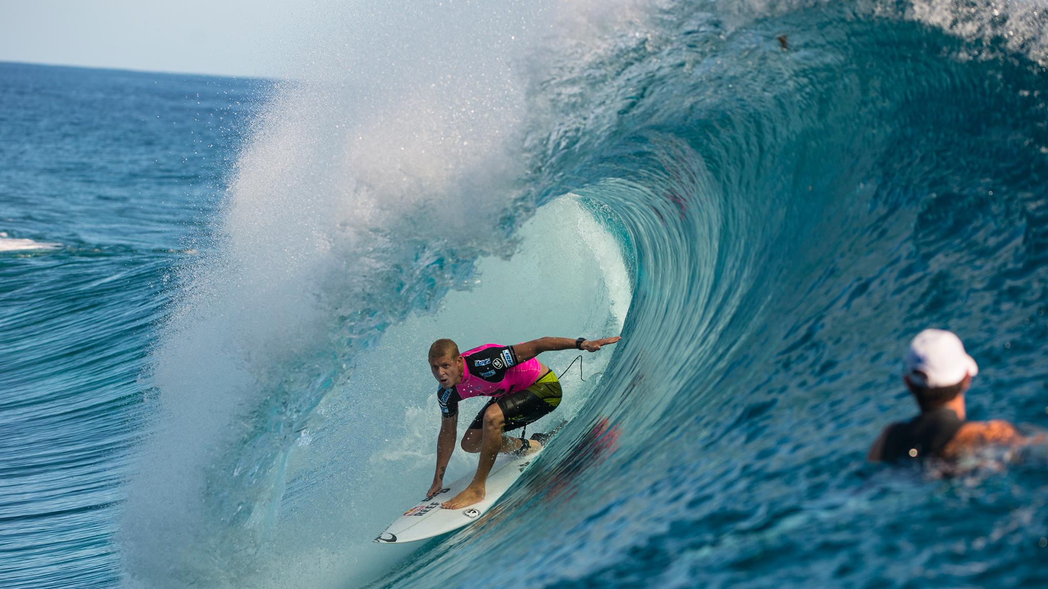 Billabong Pro Tahiti, Aug. 15-26