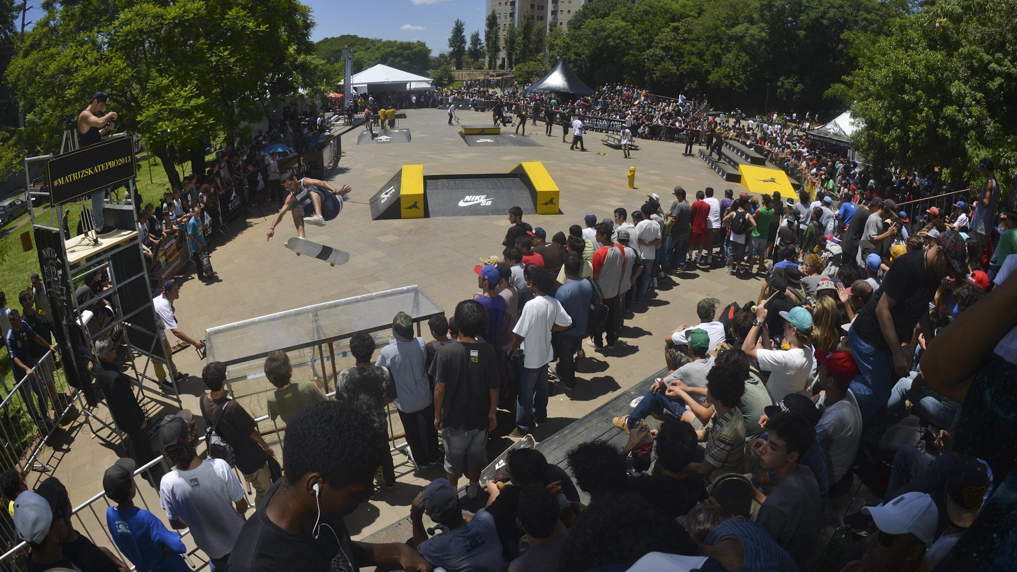 Celebrao do Matriz Skate Pro 2013