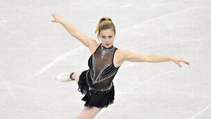 Ashley Wagner performed during the ISU Grand Prix of Figure Skating in Japan earlier this month.