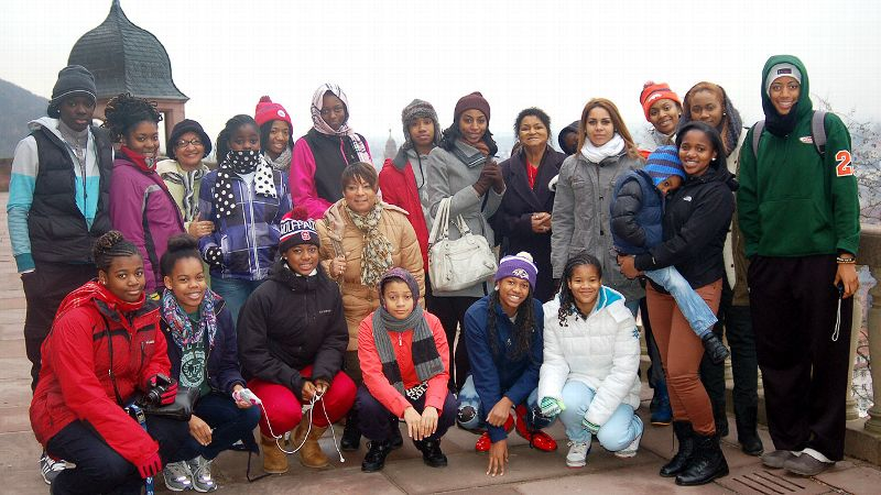 A tour of the Heidelberg Castle was one of the highlights for Riverdale Baptist during its trip to Germany last month.