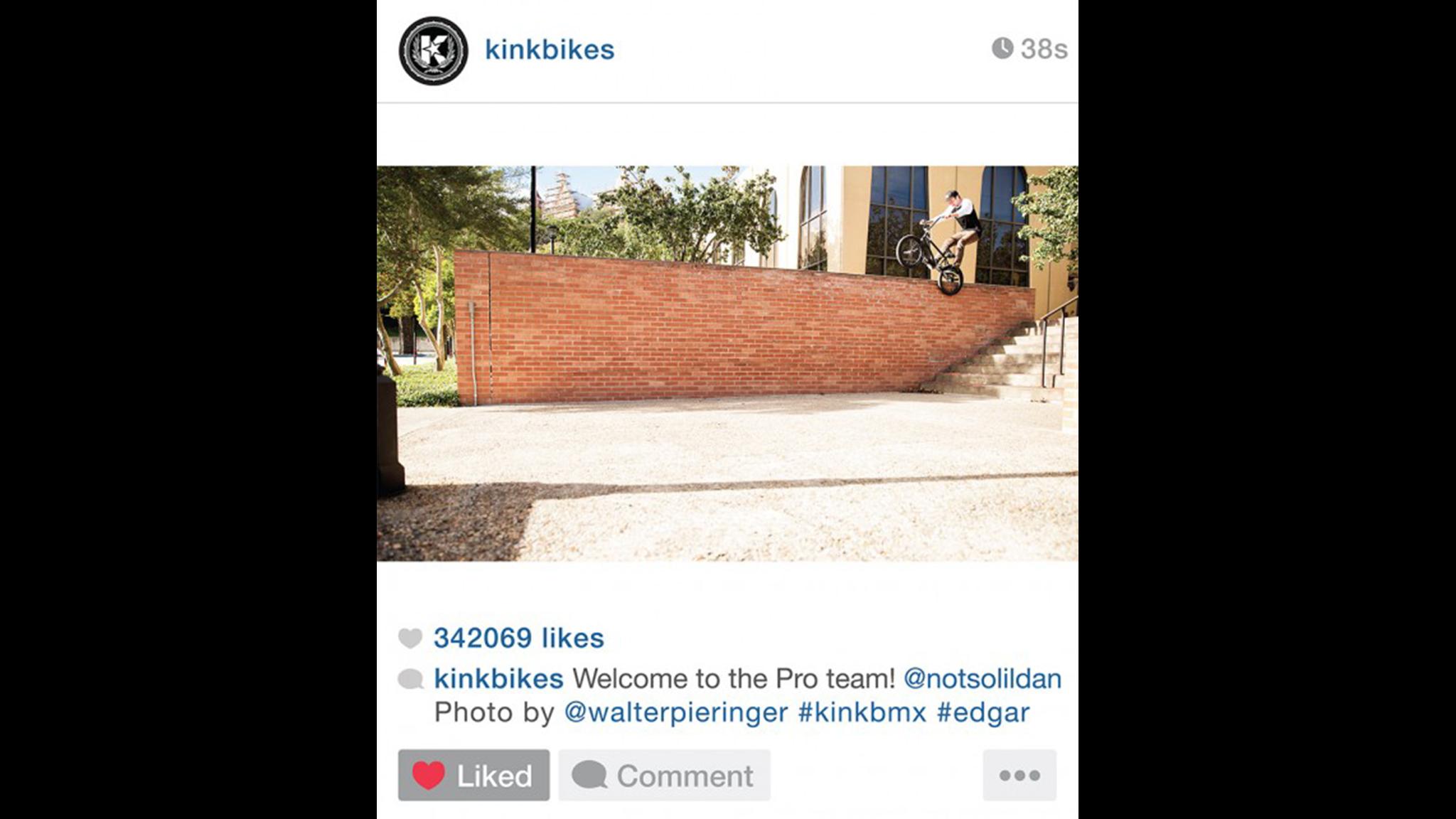 Kink BMX expands
