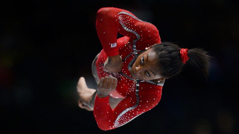 After winning the all-around title at the 2013 world championships, the 4-foot-9 gymnast is poised to become the face of her sport. The Texas native does not appear to have any weaknesses, as she won silver medals in all of the individual events (and a gold in all-around) at the USA Gymnastics national championships this past August. Biles has the talent and skill to go from rising star to household name. (Photo: Martin Bureau/AFP/Getty Images)