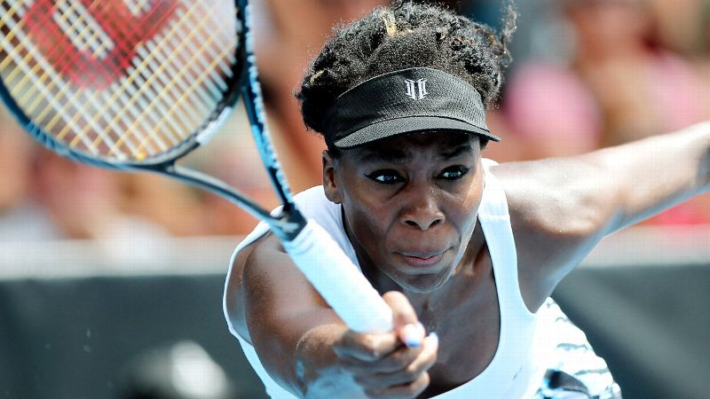 Venus Williams still has her winning moments on the tennis court, but she's no longer the player who won five Wimbledon titles between 2000 and 2008.
