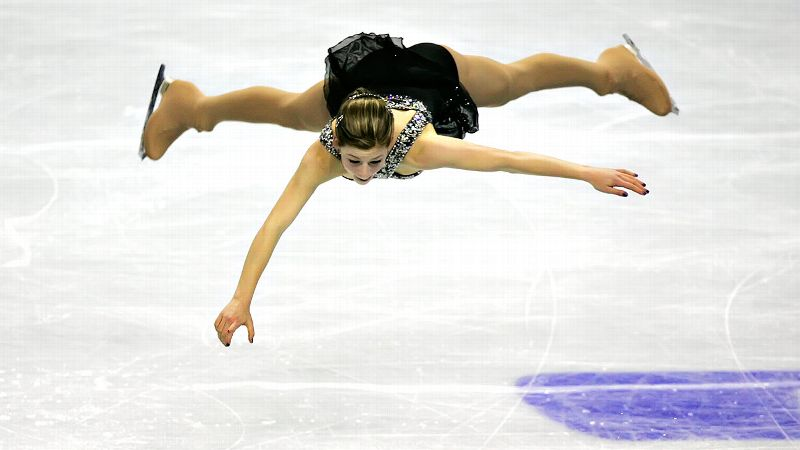 Sochi hopeful Gracie Gold rose to prominence with her 2012 Junior National title.
