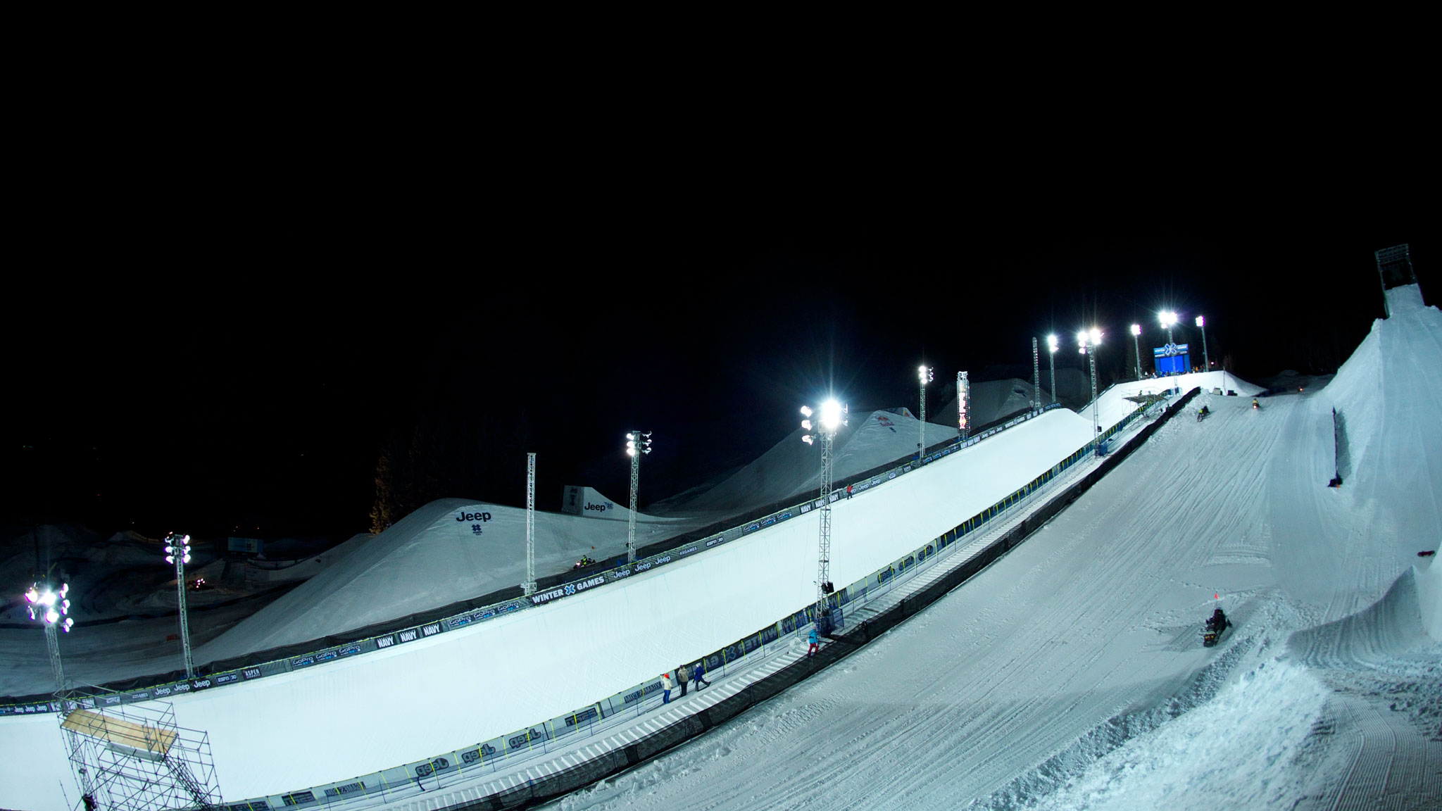 X Games SuperPipe