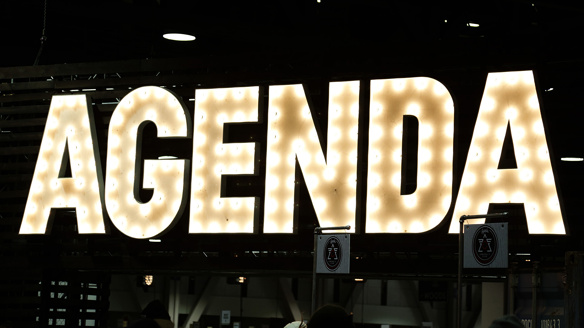 Welcome to Agenda Show 2014