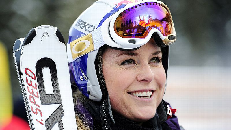 A devastated Lindsey Vonn announced Tuesday that she would be unable to compete at the 2014 Sochi Olympics. We look back at some of the skier's career highlights and most memorable moments away from the slopes. (Photo: Emmanuel Dunand/AFP/Getty Images)