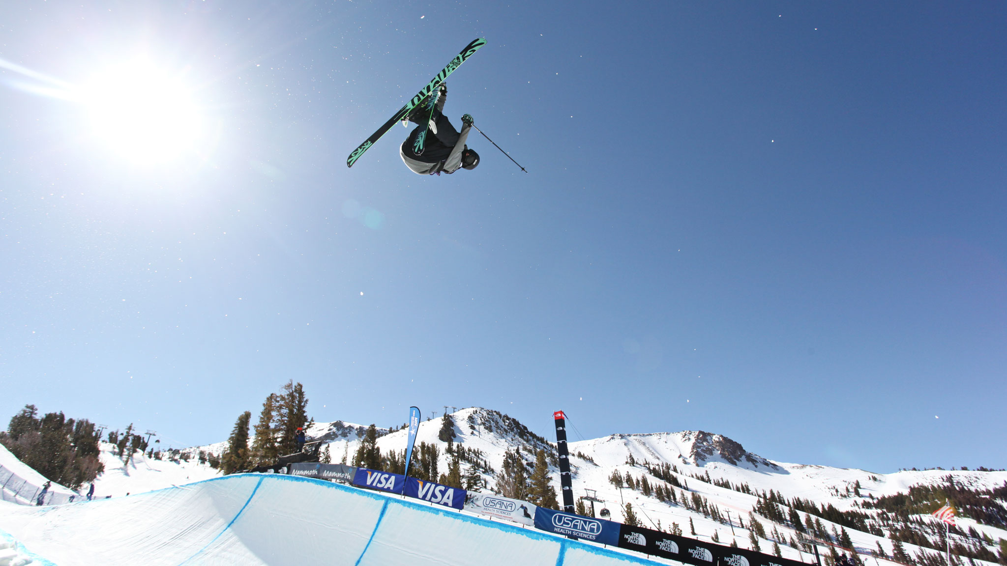Lyman Currier competes in both slopestyle and halfpipe, but you'll see him in the pipe at X Games Aspen.