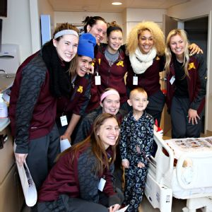 Minnesota at Children's Hospital