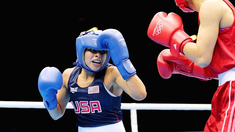 Marlen Esparza won Olympic bronze in 2012 -- becoming the first U.S. woman to medal in the sport's first Olympic appearance.