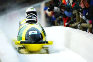 The last time Jamaica sent a bobsled team to the Olympics was in 2002.