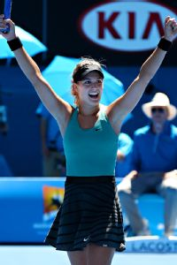 At just 19 years of age, Eugenie Bouchard is the first Canadian to reach the Australian Open semifinals.