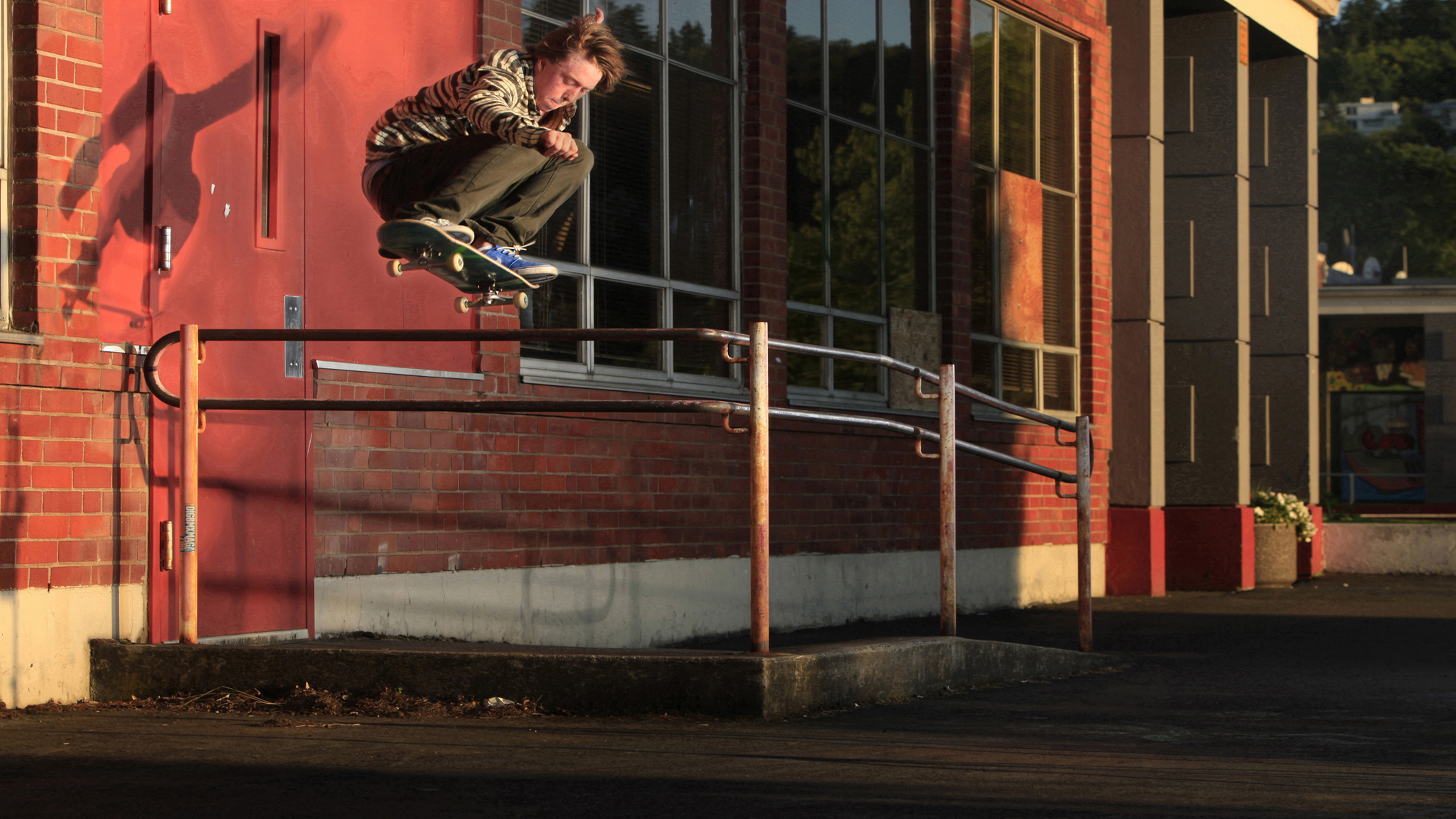 Aaron Daily, Switch ollie