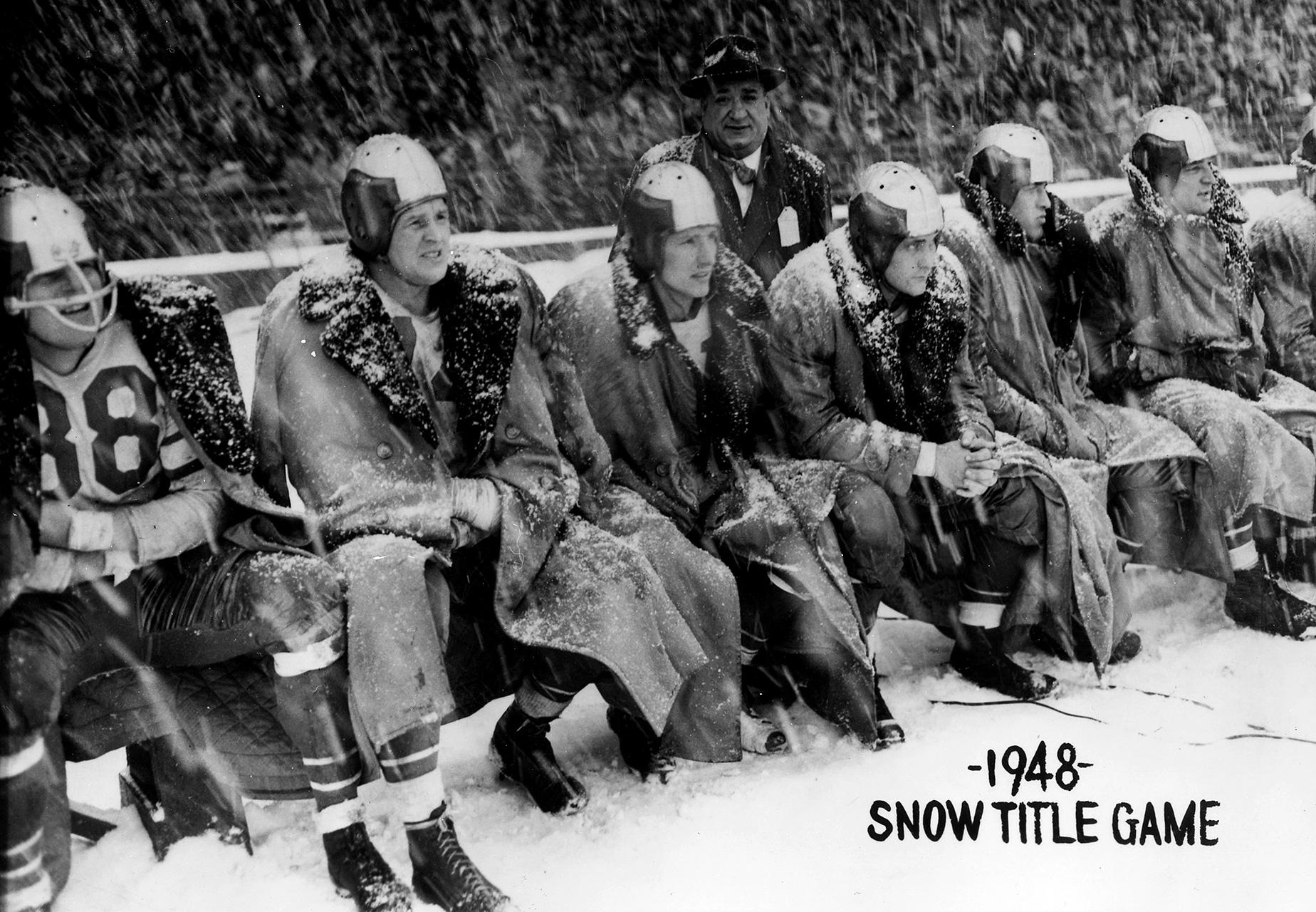 1948 NFL CHAMPIONSHIP GAME
