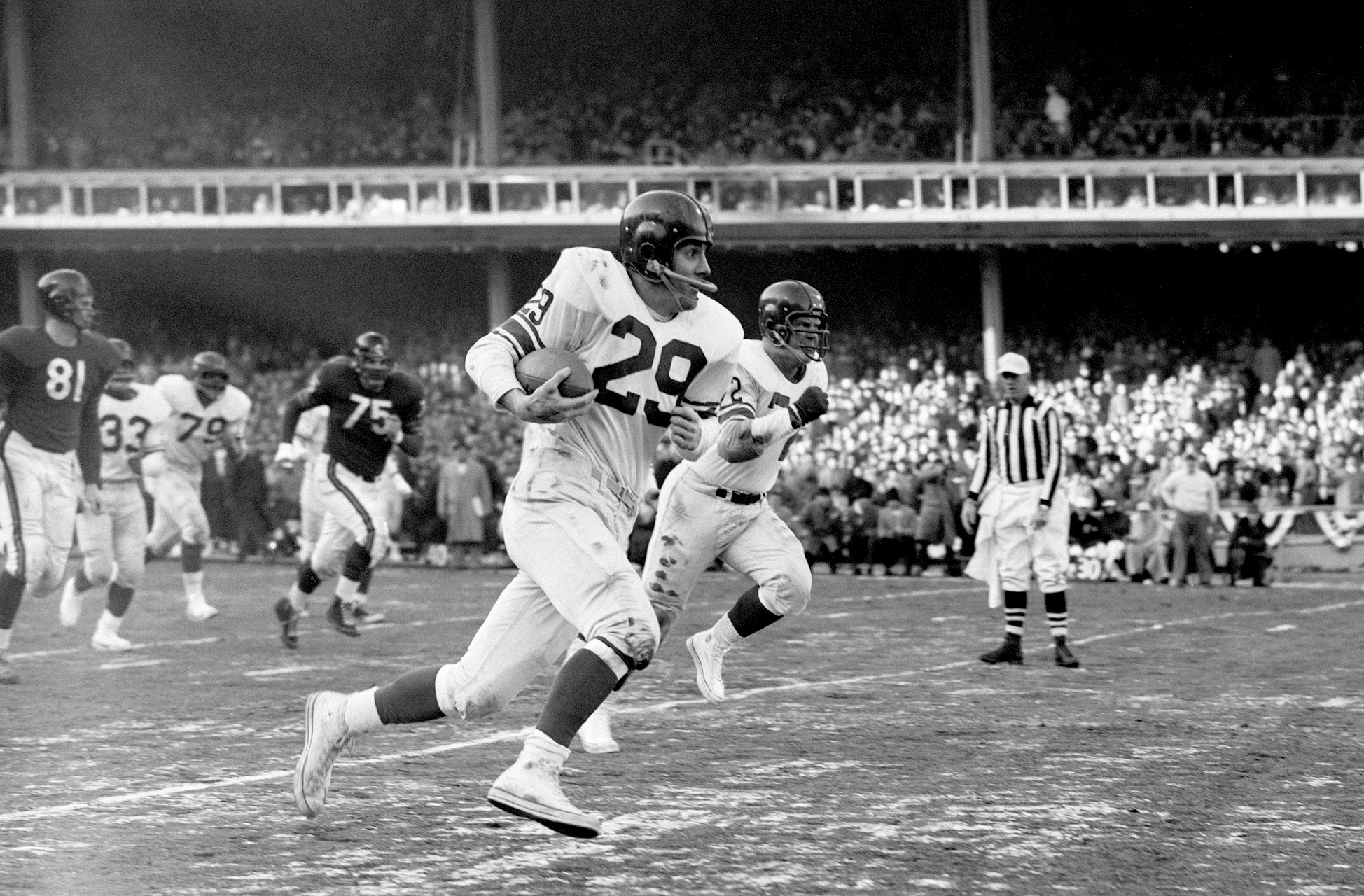 1956 NFL CHAMPIONSHIP GAME