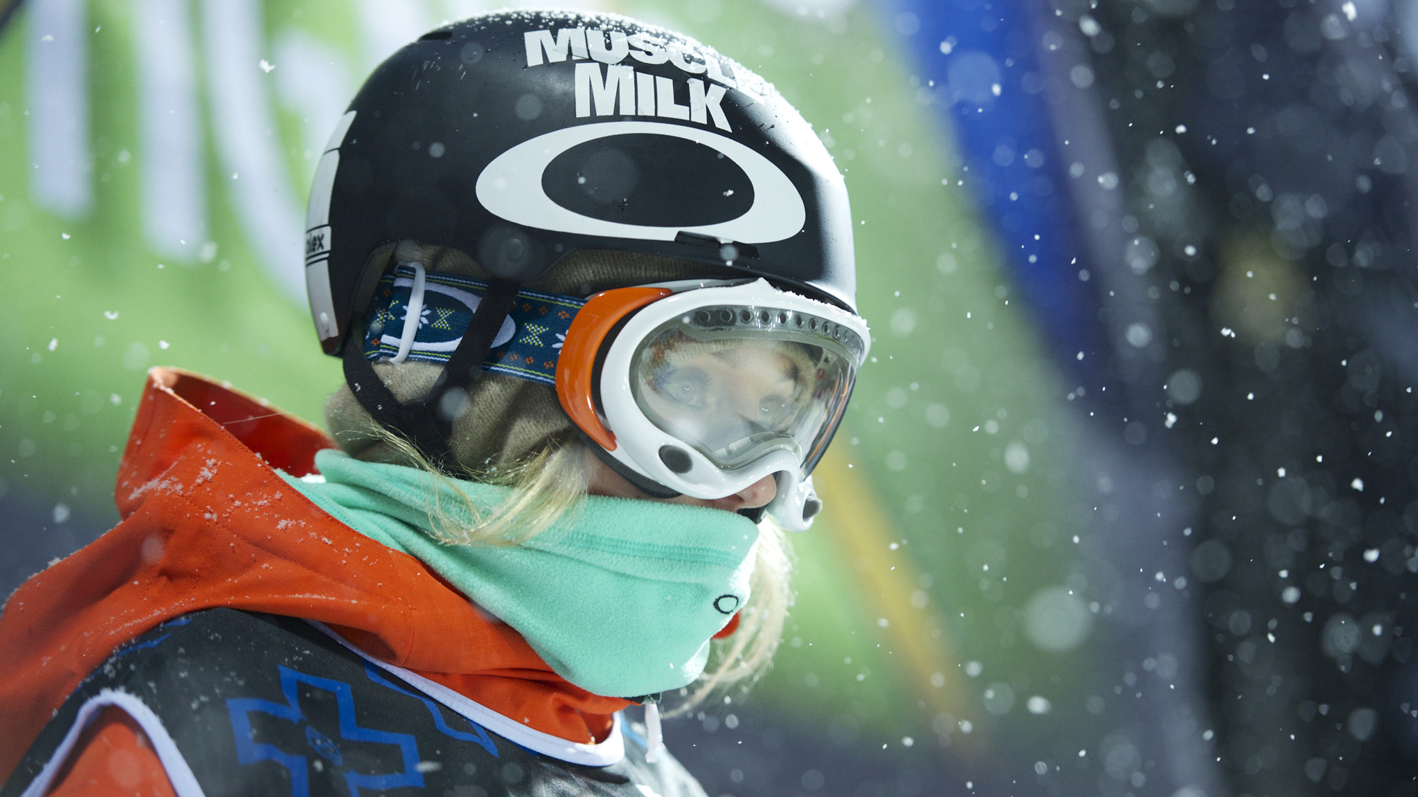 When Gretchen Bleiler drops into the X Aspen SuperPipe on Saturday night, it will be for the last time.