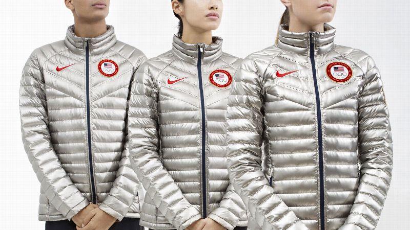 USA Olympic Jackets