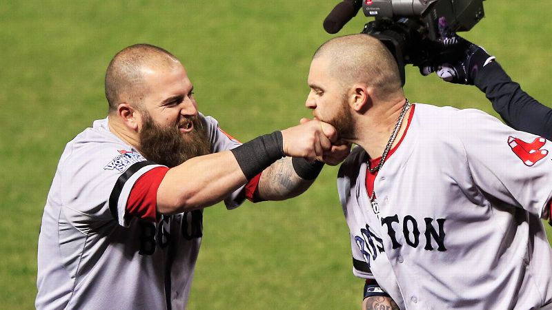 One of the most universal sports superstitions is, of course, the playoff beard. For better or for worse, facial scruff has become a staple of the MLB, NHL and NFL postseasons.