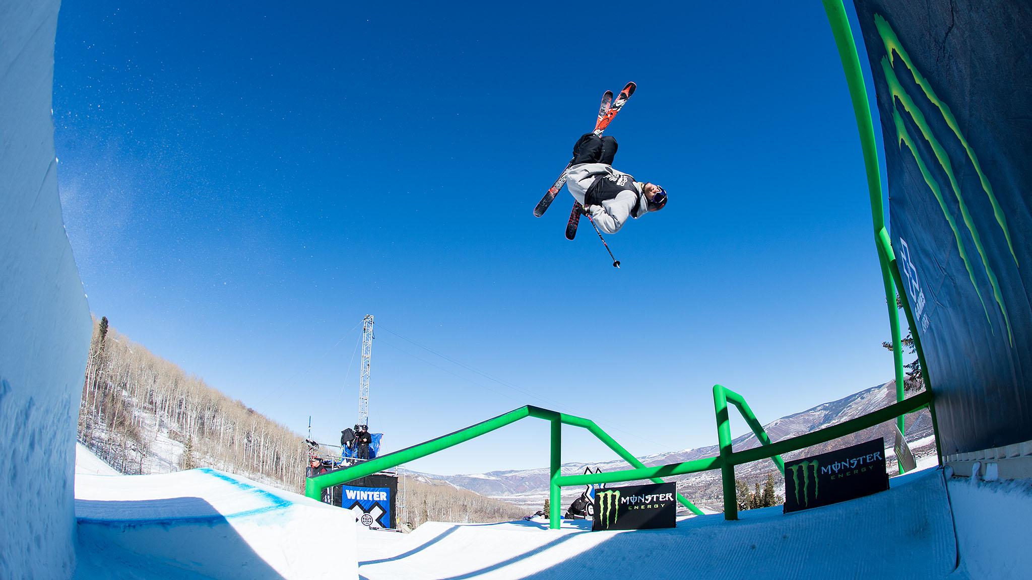 Andreas Htveit, Ski Slopestyle