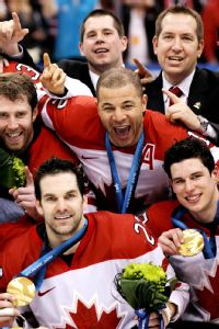 Jarome Iginla said it was one big party for two weeks in Vancouver. And why not?