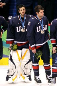 Ryan Miller takes solace knowing Team USA gave everything it had during the 2010 Games.