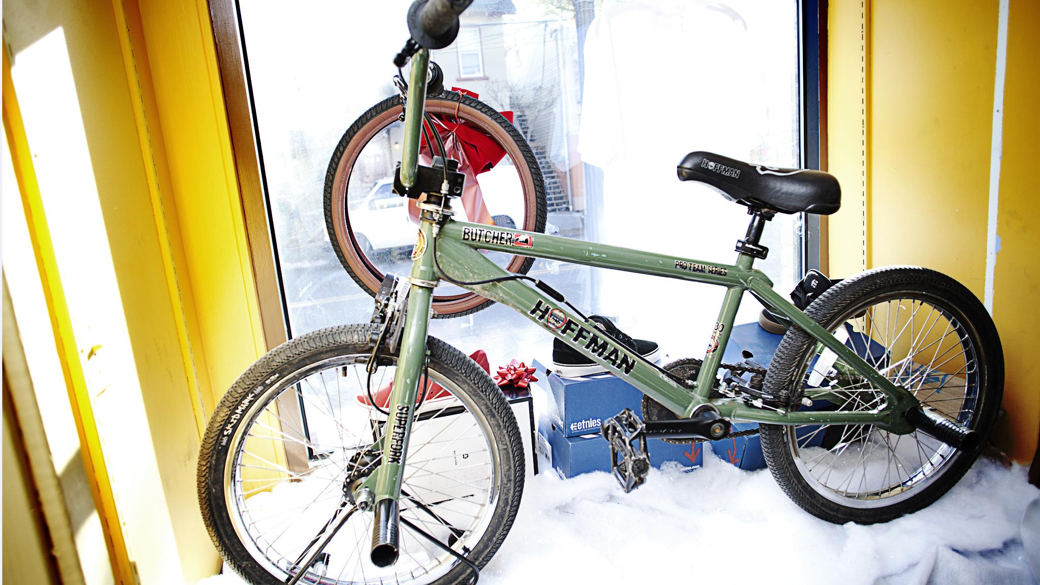 BMX memorabilia