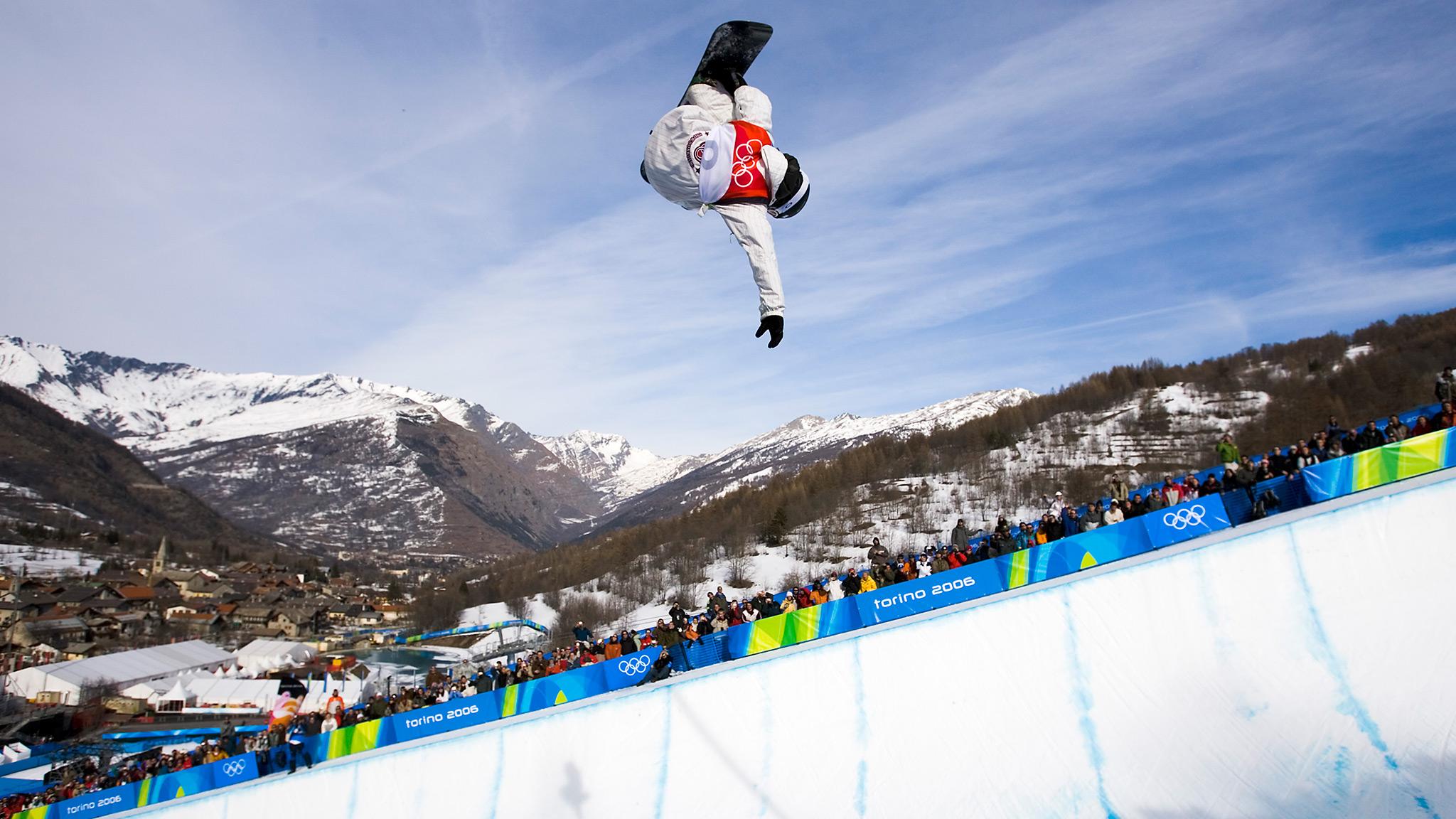 Winter Olympics, 2006