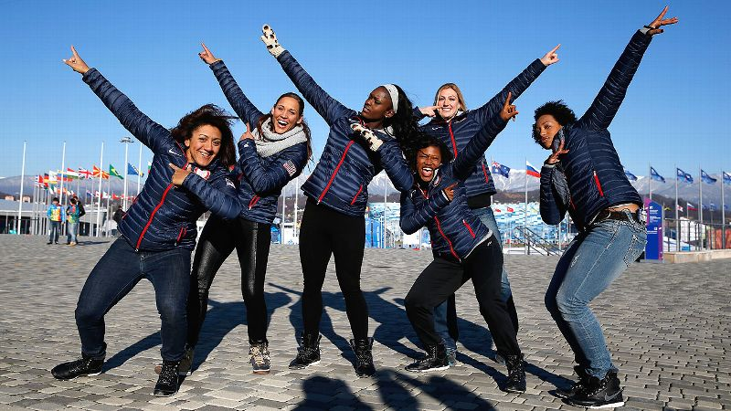 Five of the six members of the U.S. women's bobsled team at the Sochi Olympics are of African-American heritage, and black athletes are expected to land in the Sochi spotlight like never before at a Winter Olympics. In celebration of Black History Month, we salute some of the African-American  pioneers, both men and women, who helped pave the way for a more diverse Winter Games. i(Photo: Scott Halleran/Getty Images)/i