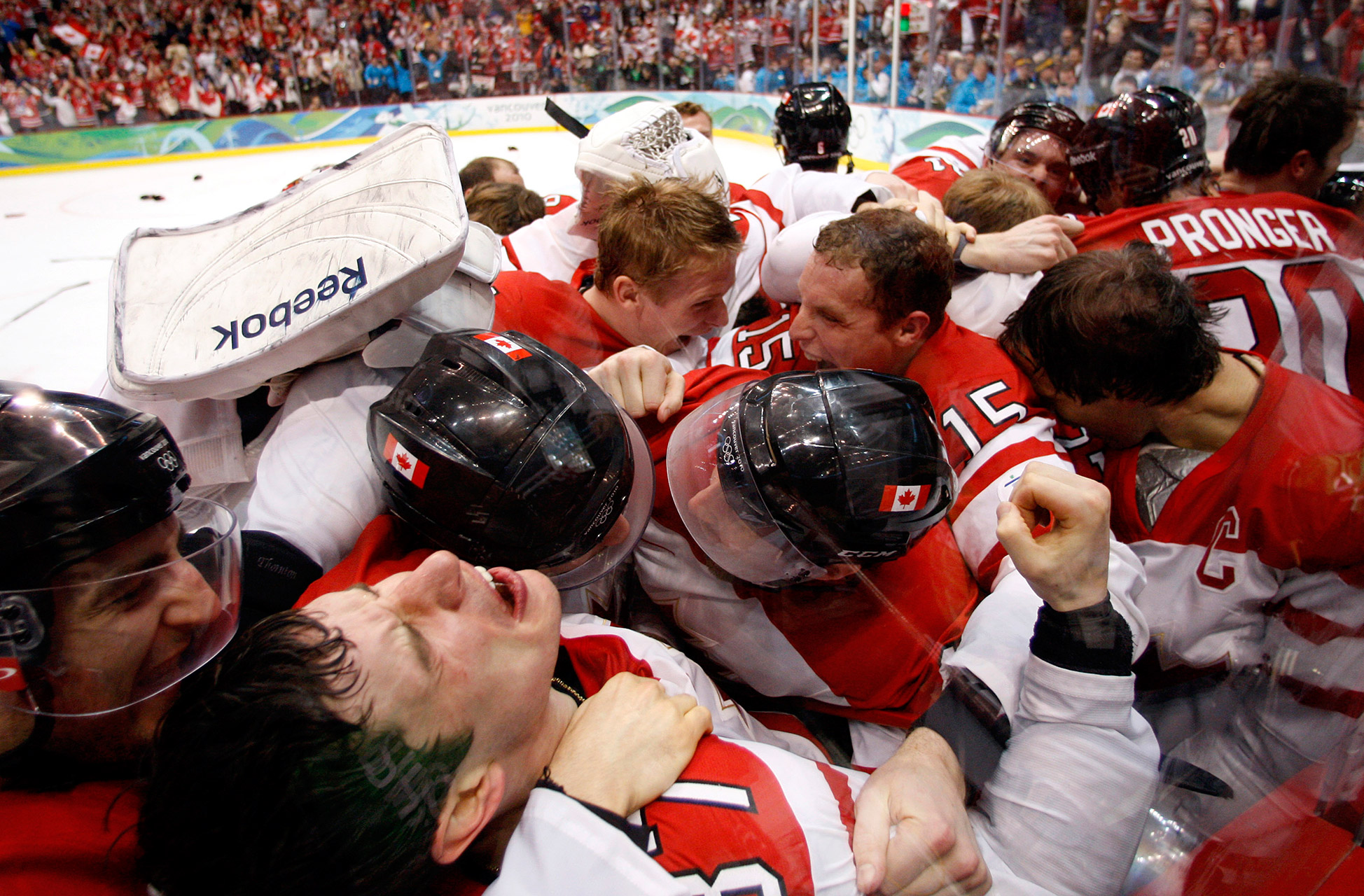 Canada Wins Gold