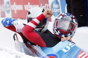 Bobsledder Nick Cunningham will be in his second straight Games, this time as a driver.