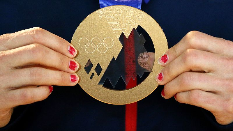 A record 1,300 medals will be awarded at the 2014 Sochi Olympics. But only a fraction of those medalists will make the W Podium. Check in each day to find out our top female performers at the Games. i(Photo: AP Images/Press Association)/i