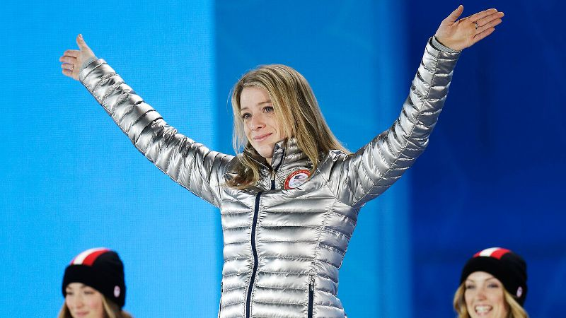 The New Hampshire native came up short in her attempt to win back-to-back golds in the women's moguls, and settling for bronze wasn't easy for the dominant favorite. Unfortunately, it doesn't feel good, she said. It feels better to stand at the top of the podium. i(Photo: AP)/i