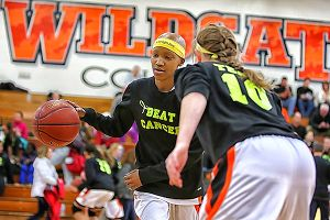 Ebony Nettles-Bey intends to win her fight against cancer to keep playing ball.