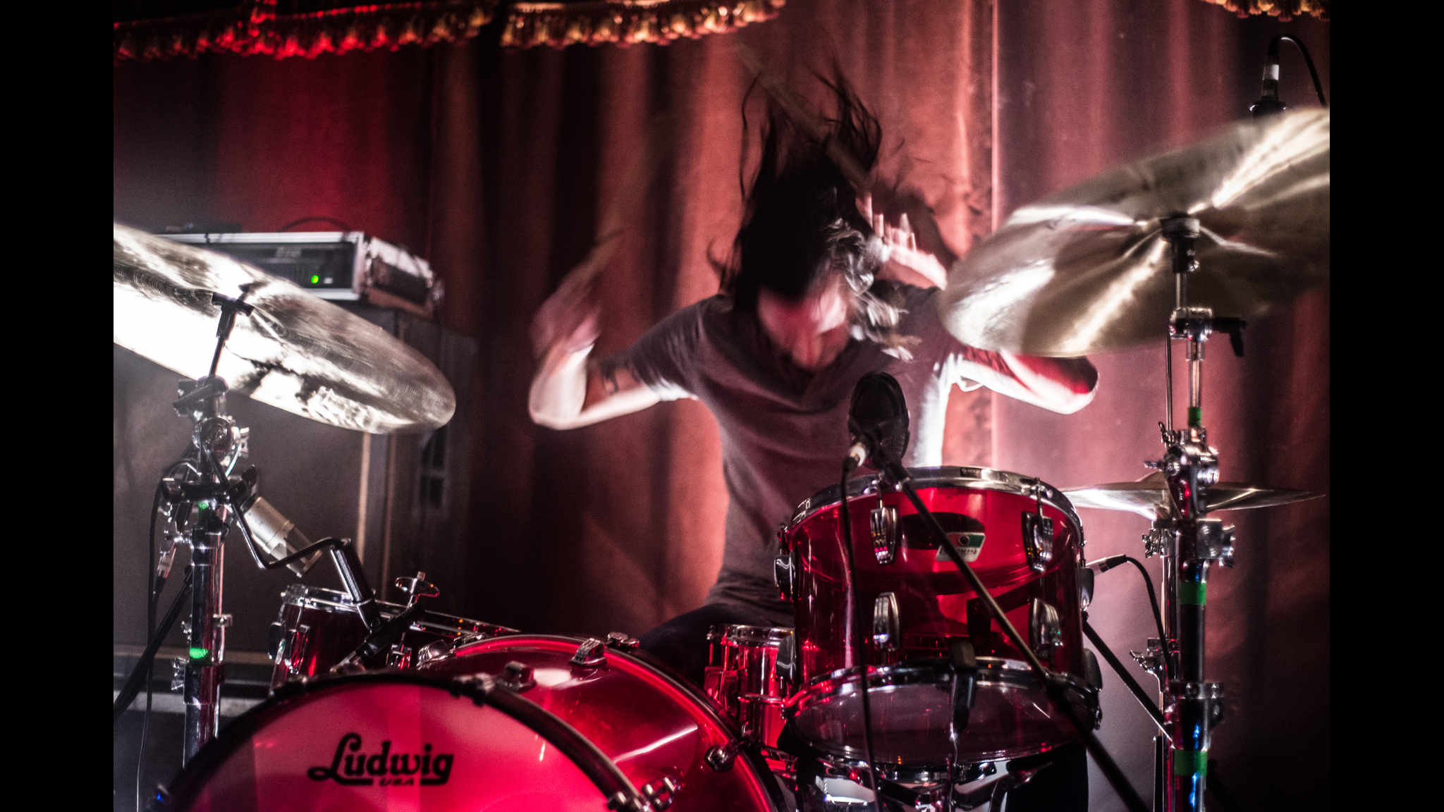 Russian Circles, on tour now