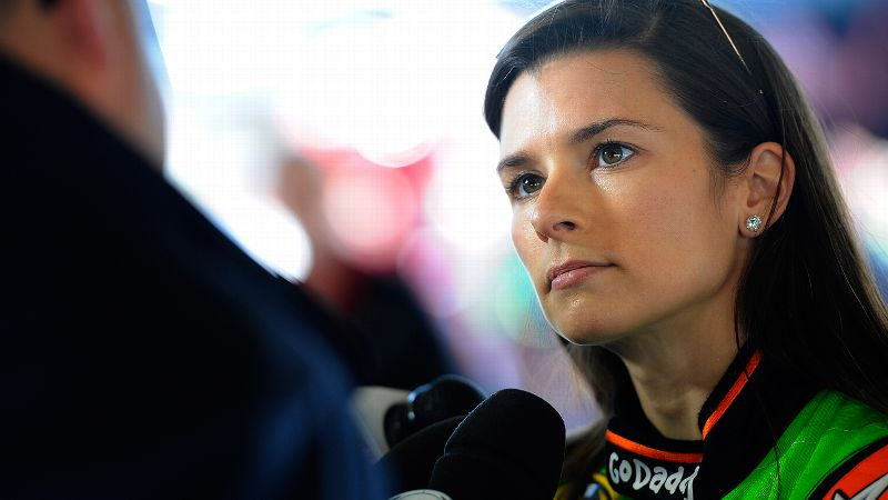 Danica Patrick thinks she has a better car this year, but she hasn't had the chance to prove it yet.