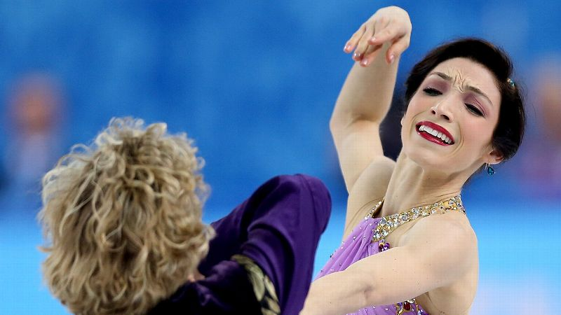 Along with Charlie White, Meryl Davis gave the United States its first Olympic gold medal in ice dancing. Davis and White, who won silver in Vancouver, were practically flawless in the biggest moment of their careers and beat defending Olympic champions Tessa Virtue and Scott Moir by more than four points. That in itself justified 17 years of hard work, White said. Said Davis: We have grown up in every sense of the word. i(Photo by Matthew Stockman/Getty Images)/i