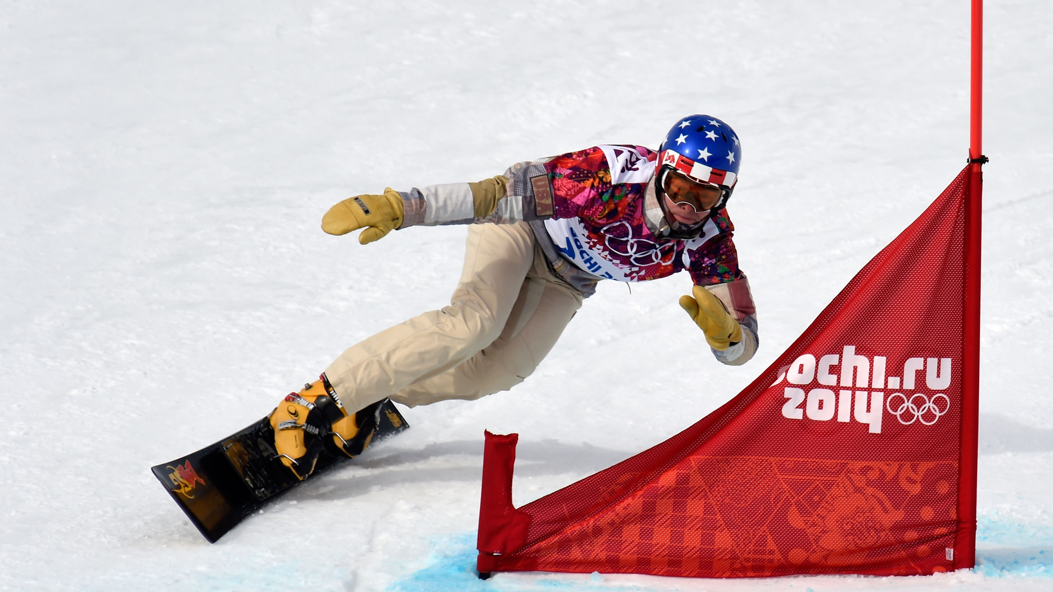 Alpine racer Justin Reiter will be the last snowboarder on Team USA to compete for a medal in Russia. Snowboard slalom takes place Saturday at 10 a.m. Sochi time.