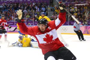 Sidney Crosby saved his best for last by scoring his first goal of the Sochi Olympics in the gold-medal game.