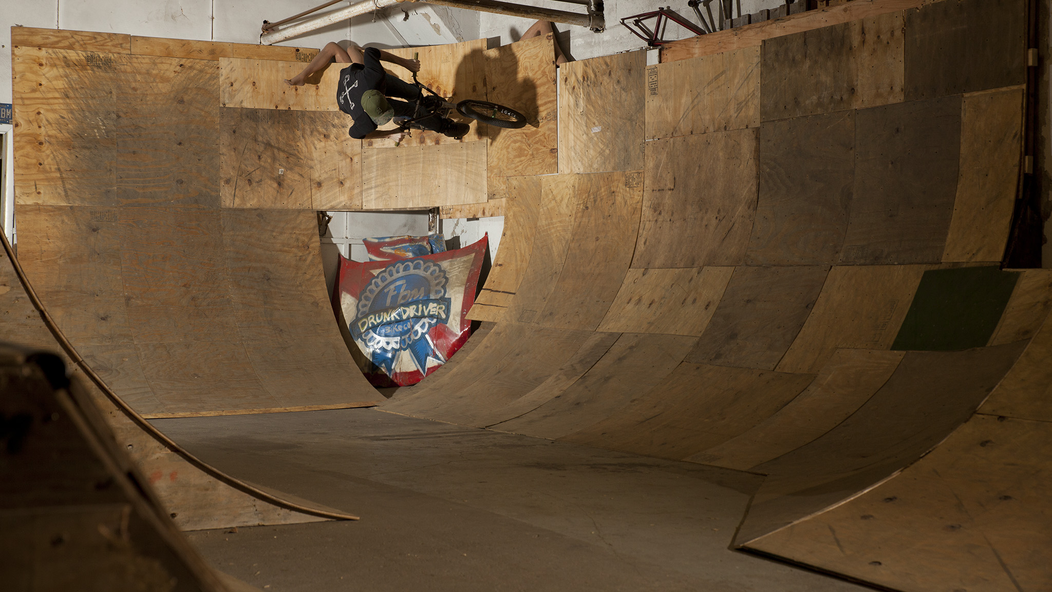 Ryan Sheppard, bowl carve