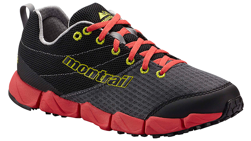 Built to flex with the motion of your foot, the FluidFlex II's articulated midsole and toothy microlug outsole will work with your natural gait. With a scant 4mm heel-to-toe differential, this model gives a close-to-the-ground feel, while remaining soft and well cushioned. The FluidFlex II's light, meshy upper provides breathability and drainage in inclement weather.