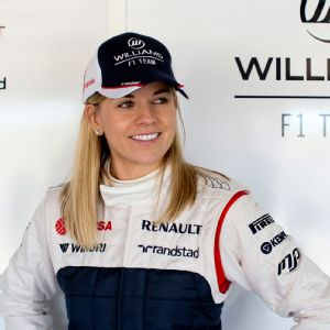 Susie Wolff joins Simona de Silvestro in trying to become the first woman to drive a car as part of an F1 Grand Prix weekend in 22 years.