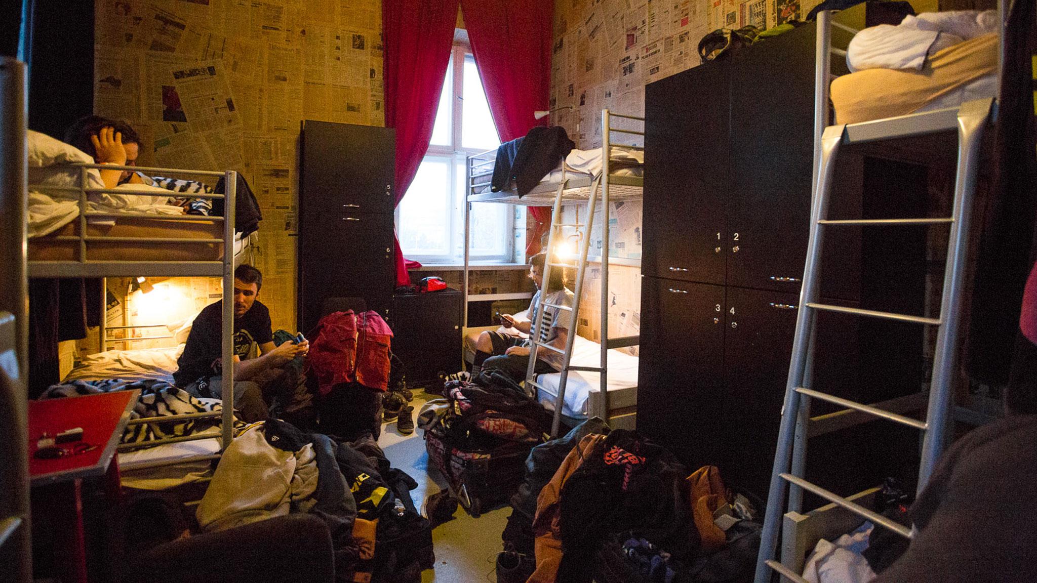 Hostel Living